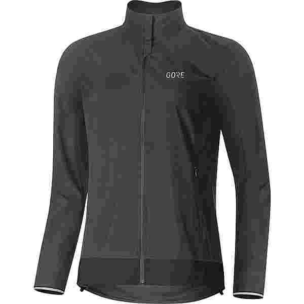 GORE® WEAR C3 Windstopper Classic Funktionsjacke Damen terra grey/black