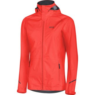 GORE® WEAR R3 Active GORE-TEX® Funktionsjacke Damen lumi orange