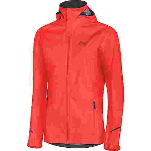 GORE® WEAR GORE-TEX® R3 Active Funktionsjacke Damen lumi orange