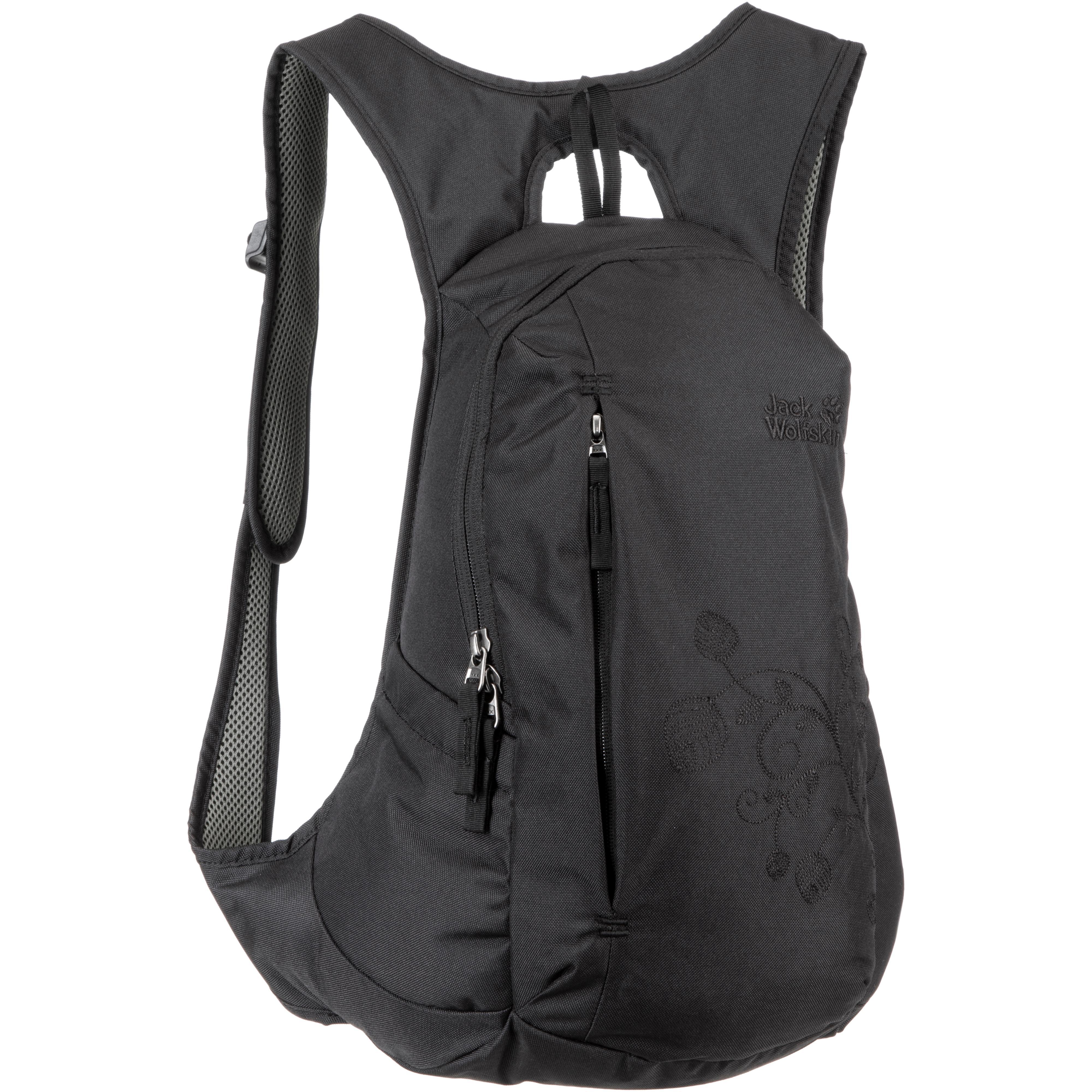 neuer Stil von 2019 verschiedene Stile der Verkauf von Schuhen Jack Wolfskin Rucksack Ancona Daypack Damen black im Online Shop von  SportScheck kaufen