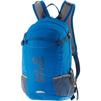Jack Wolfskin Rucksack Velocity 12 Daypack electric blue