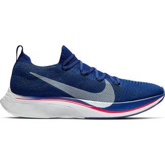 Nike Vaporfly 4% Laufschuhe Herren deep royal blue-ghost-aqua-red