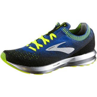 Brooks Levitate 2 Laufschuhe Herren black-blue-nightlife