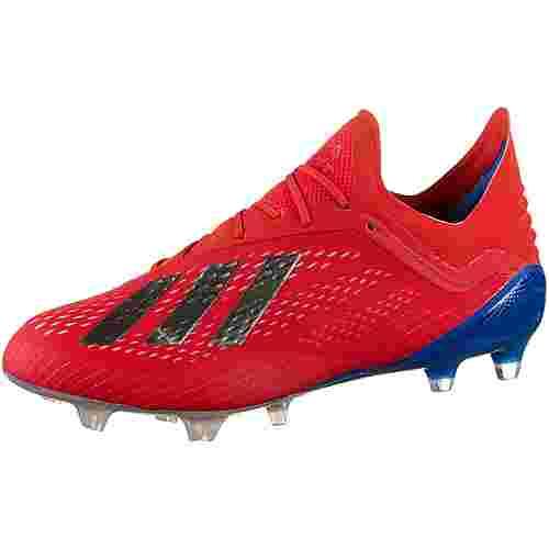 adidas X 18.1 FG Fußballschuhe active red
