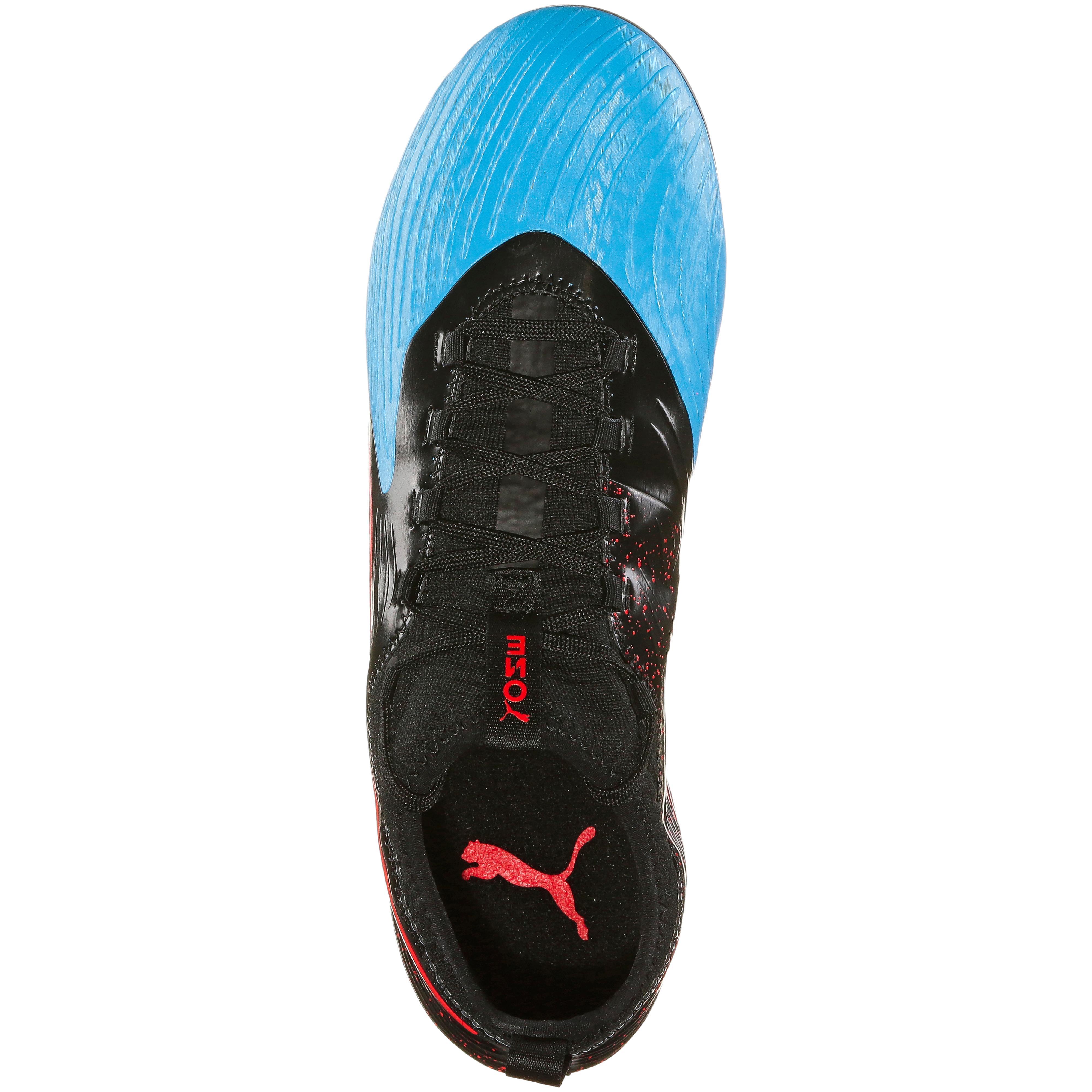 PUMA PUMA ONE 19.3 19.3 19.3 Syn FG AG Fußballschuhe Blau azur-rot blast-puma schwarz im Online Shop von SportScheck kaufen Gute Qualität beliebte Schuhe 25b504