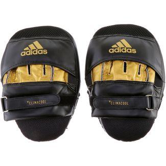 adidas Boxhandschuhe schwarz-gold