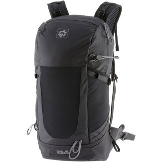 Jack Wolfskin Kingston 22 Wanderrucksack black