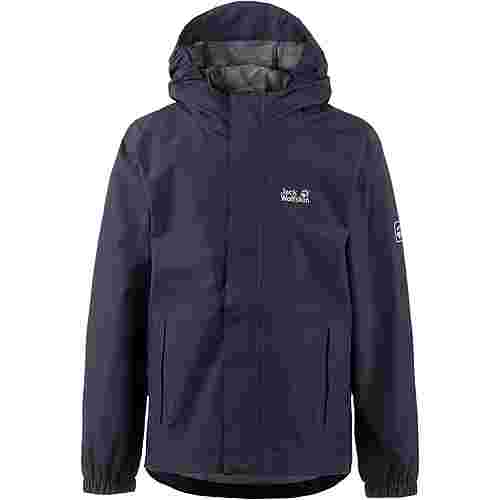 Jack Wolfskin Pine Creek Funktionsjacke Kinder midnight blue
