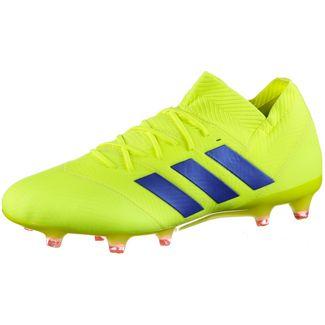 adidas NEMEZIZ 18.1 FG Fußballschuhe solar yellow