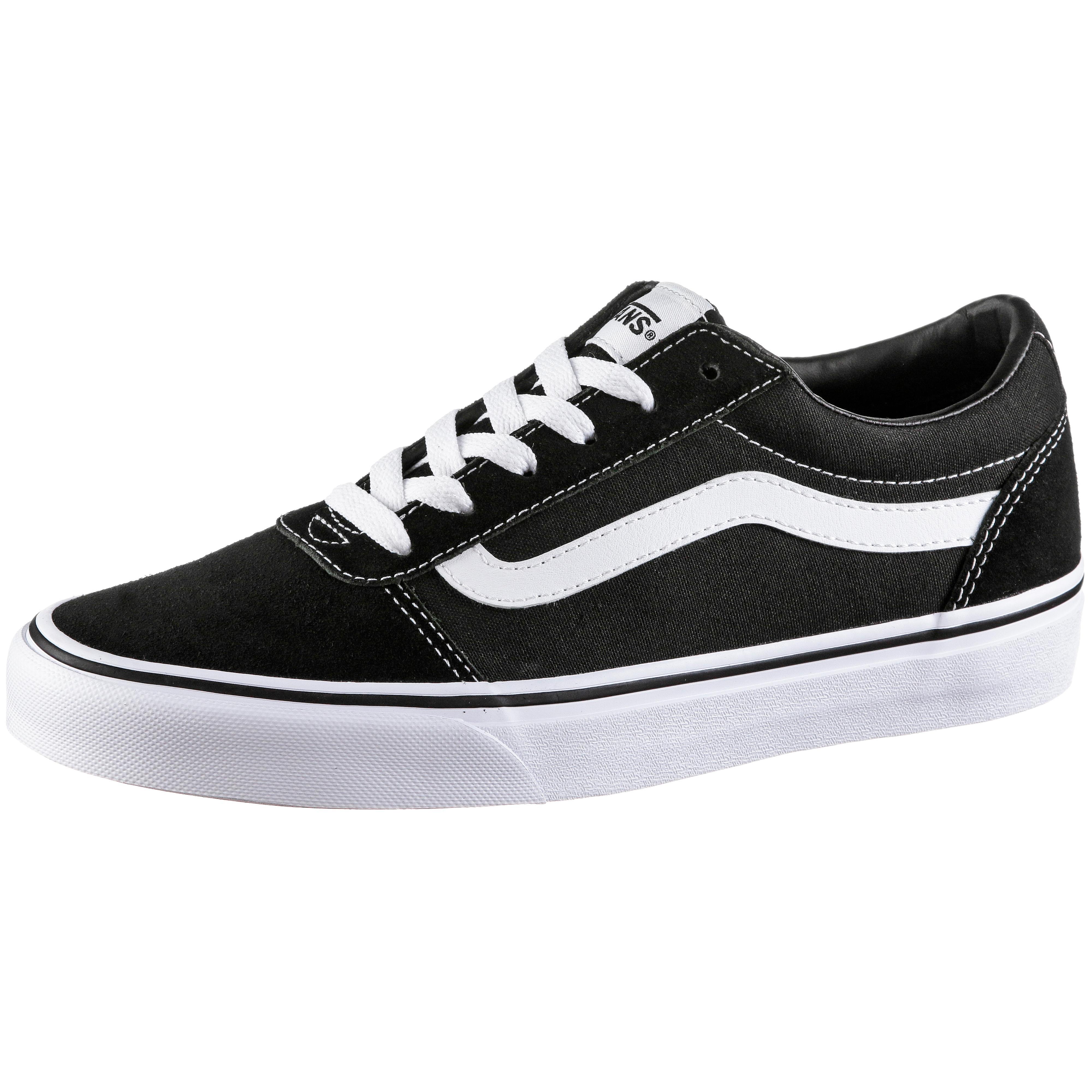 Vans Ward Turnschuhe Damen schwarz-Weiß im Online Shop von SportScheck kaufen Gute Qualität beliebte Schuhe