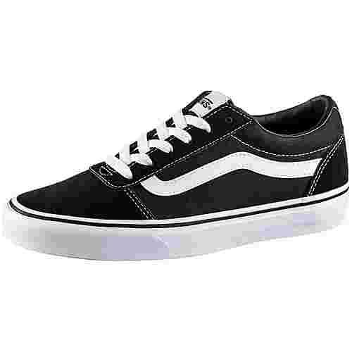 Vans Ward Sneaker Damen black-white