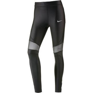 Nike Speed Lauftights Damen black-reflective silver