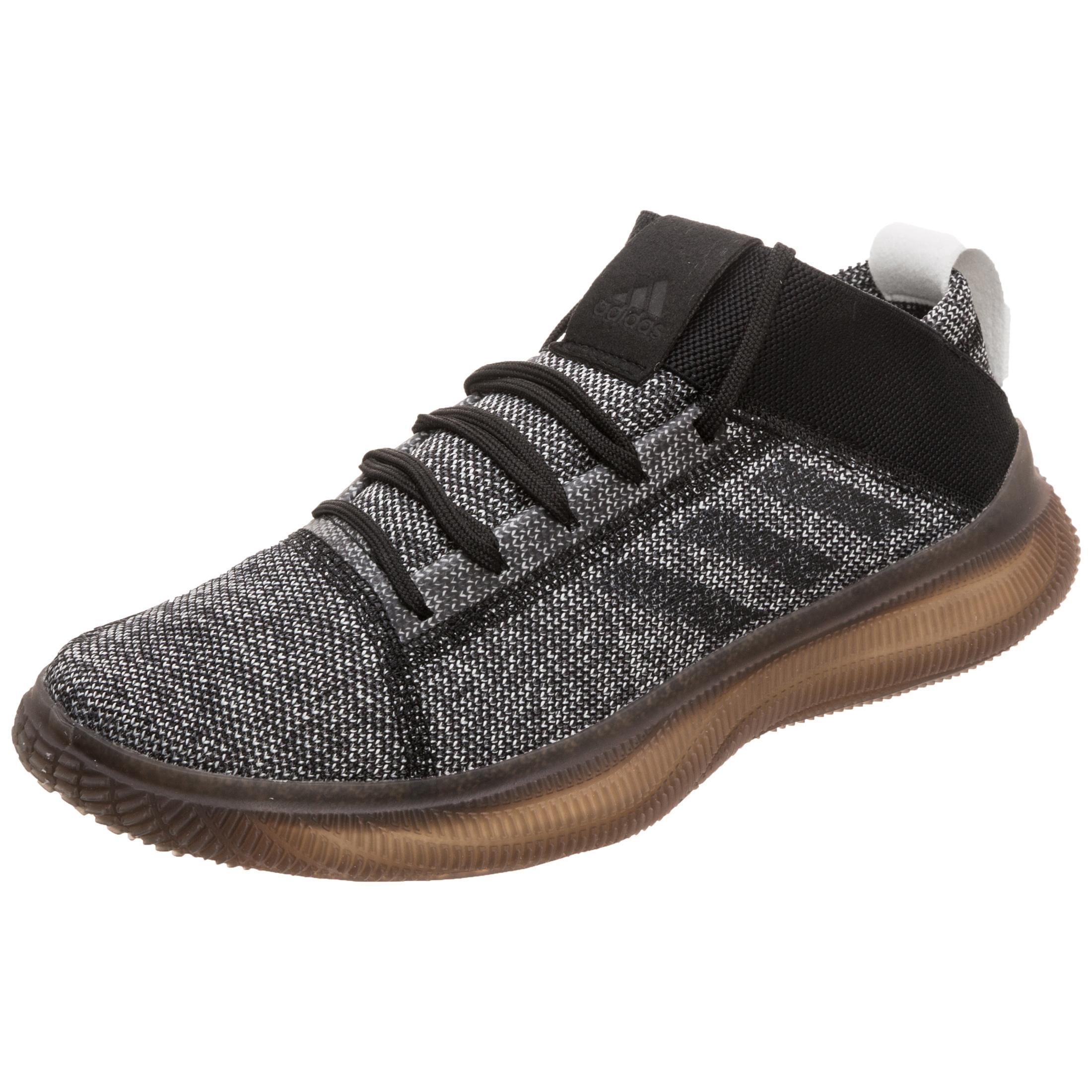 adidas Pure BOOST Trainer Fitnessschuhe Damen schwarz / dunkelgrau im  Online Shop von SportScheck kaufen