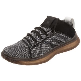 competitive price 9aad4 dfe2f adidas Pure BOOST Trainer Fitnessschuhe Damen schwarz  dunkelgrau
