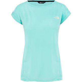 The North Face Tanken Funktionsshirt Damen mint blue
