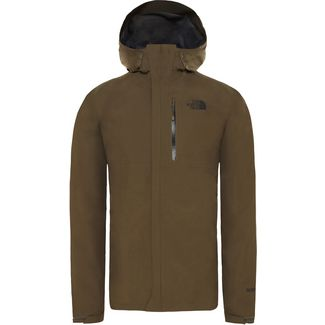The North Face  DRYZZLE GORE-TEX® Regenjacke Herren new taupe green