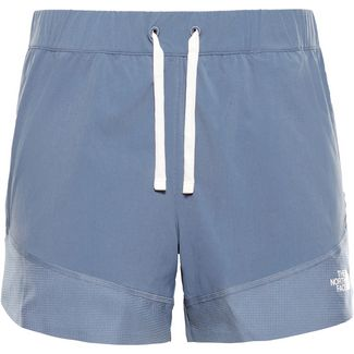 The North Face INVENE Funktionsshorts Damen grisaille grey