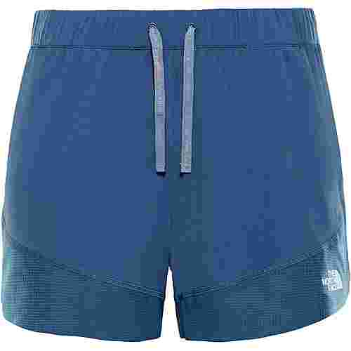 The North Face INVENE Funktionsshorts Damen blue wing teal