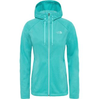 The North Face TECH MEZZALUNA Fleecejacke Damen ion blue white heather