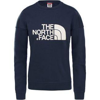 The North Face DREW PEAK CREW Sweatshirt Damen urban navy