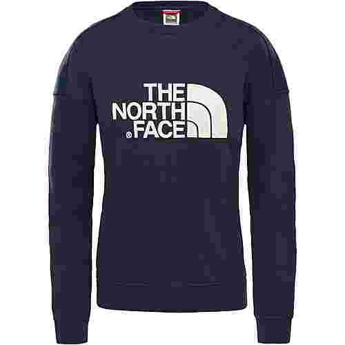 The North Face DREW PEAK CREW Sweatshirt Damen urban navy