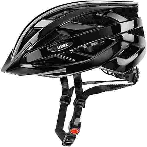 Uvex i-vo Fahrradhelm black