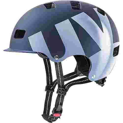 Uvex hlmt 5 bike pro Fahrradhelm dark blue mat