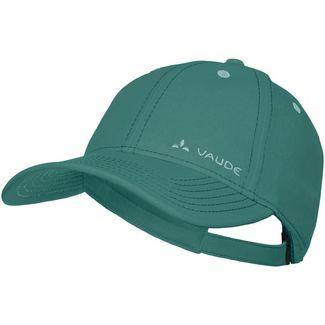 VAUDE Softshell Cap nickel green