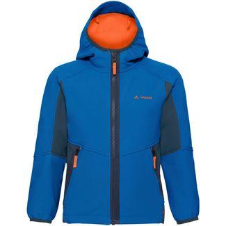 VAUDE Rondane Jacket Kunstfaserjacke Kinder baltic sea