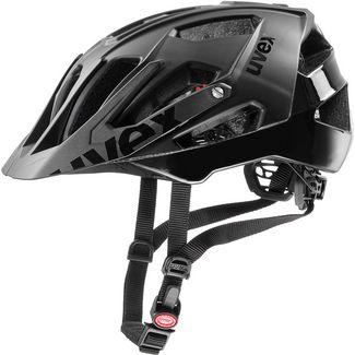 Uvex Quatro Fahrradhelm black mat