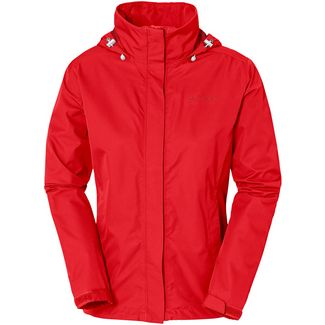 VAUDE Escape Light Regenjacke Damen magma