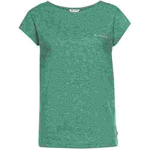 VAUDE Moja Funktionsshirt Damen nickel green