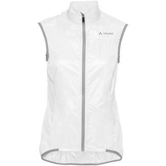 VAUDE Wo Air Vest III Fahrradweste Damen white