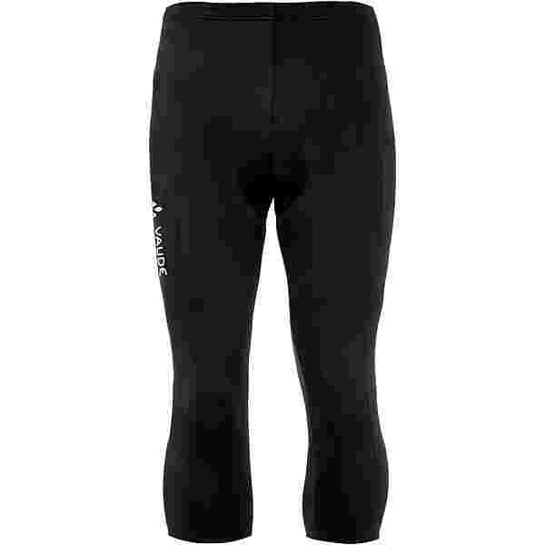 VAUDE Me Acitve 3/4 Pants Fahrradhose Herren black