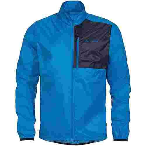 VAUDE Me Moab UL Jacket II Fahrradjacke Herren radiate blue