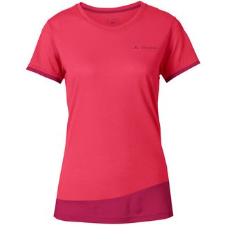 VAUDE Sveit Funktionsshirt Damen bright pink