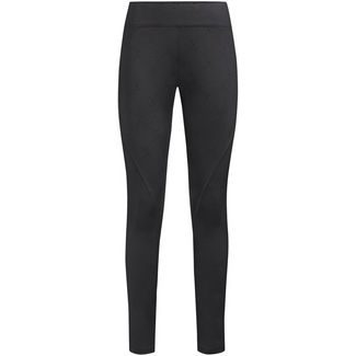 VAUDE Skomer Tights Damen phantom black