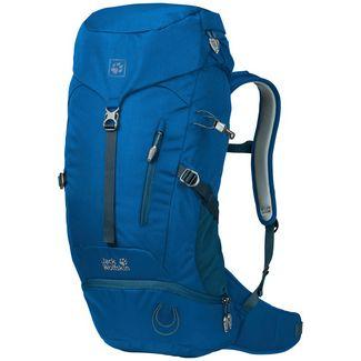 Jack Wolfskin Astro 30 Wanderrucksack electric blue