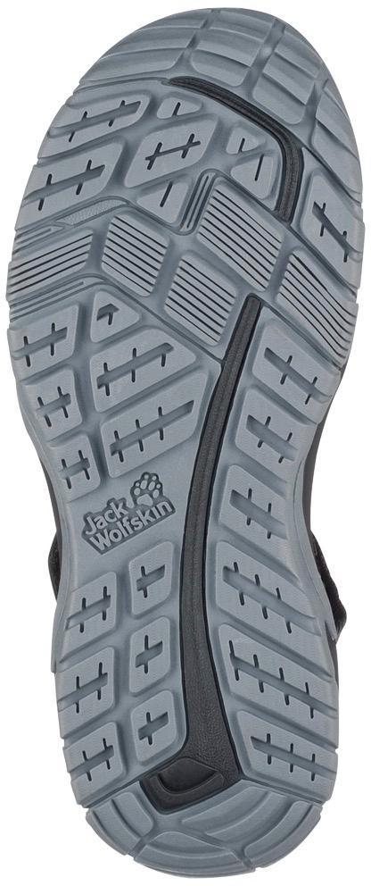 Jack Wolfskin Lakewood Ride Outdoorsandalen Outdoorsandalen Outdoorsandalen Herren ebony im Online Shop von SportScheck kaufen Gute Qualität beliebte Schuhe 4fa9fc
