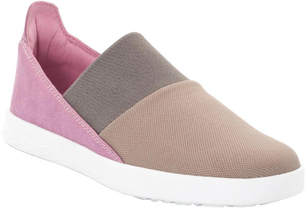 Jack Wolfskin Auckland Slipper Low Freizeitschuhe Damen moon rock im Online Shop von SportScheck kaufen Gute Qualität beliebte Schuhe