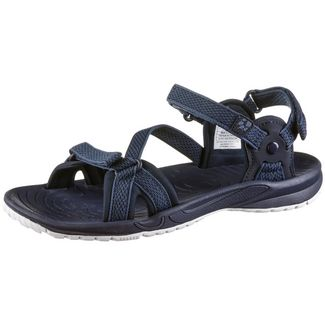 Jack Wolfskin Lakewood Ride Outdoorsandalen Damen ocean wave