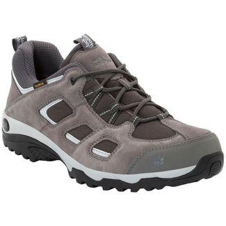 Jack Wolfskin Vojo Hike 2 Texapore Low Wanderschuhe Herren tarmac grey