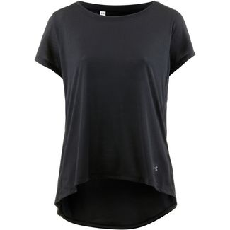 Under Armour Whisperlight Funktionsshirt Damen black