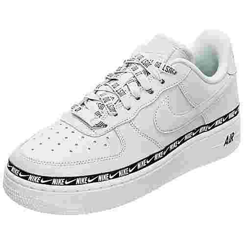 Nike Air Force 1 '07 Premium Sneaker Damen hellgrau schwarz im Online Shop von SportScheck kaufen