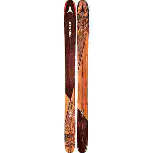 ATOMIC Backland Bent Chetler Freeride Ski black-mint