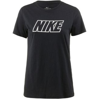 Nike NSW Sport Distort T-Shirt Damen black