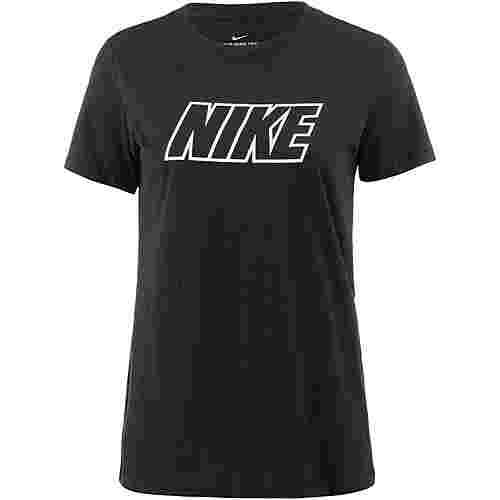 Nike NSW Sport Distort T-Shirt Damen black