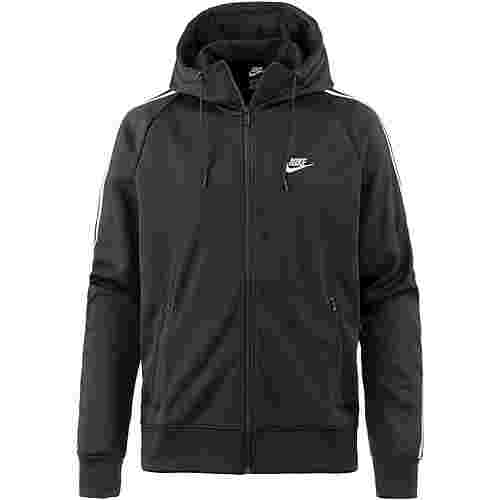 Nike NSW Tribute Kapuzenjacke Herren black-white