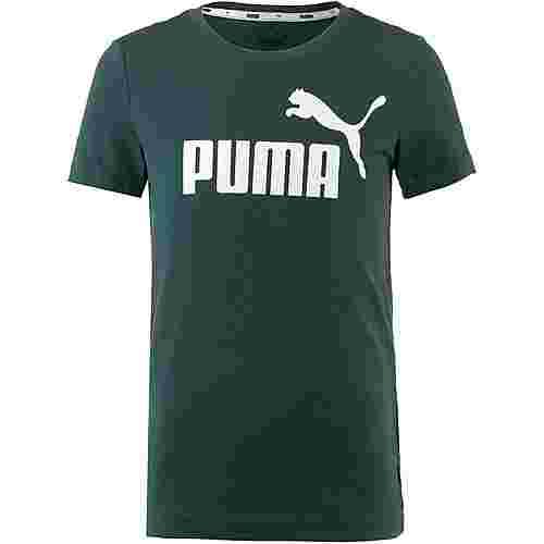 PUMA T-Shirt Kinder ponderosa pine