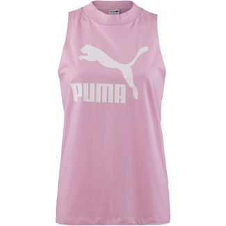 PUMA Classics Tanktop Damen pale pink